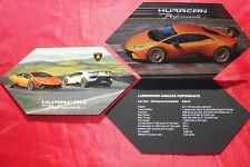Lamborghini Documentanción de Prensa Genf 2017 : Huracán Performante