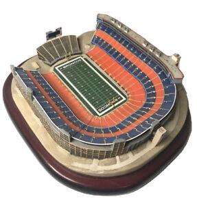 Denver Broncos Mile High Stadium Replica Model from Danbury Mint