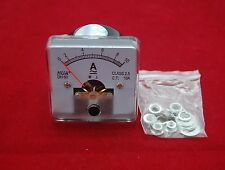 1PC AC 0-10A Analog Ammeter Panel AMP Current Meter 50*50mm directly Connect