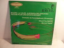 RAVEL Boléro orch du Concertgebouw d'Amsterdam dir VAN BEINUM et HAITINK 836920