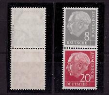 Bund Mi.Nr.S 49 y II ** Postfrisch+gepr.--Theodor Heuss I--ca.unter 70 M€---484