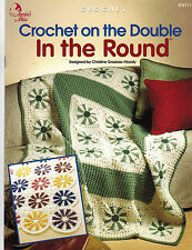 Crochet On Double In The Round  -Annie's Attic