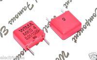 WIMA MKS4-R 0.022uF 10pcs 250Vac pich:15mm X2 Capacitor 0.022µF 0,022uF 22nF
