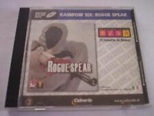 Rainbow six Rogue Spear gioco pc originale ITA completo