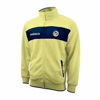 Club America Jacket Navy Soccer Aguilas Del America Adults Navy New Season
