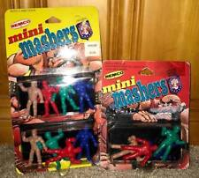 AWA Remco Toys Mini Mashers wrestling figures Road Warriors Rockers Ric Flair