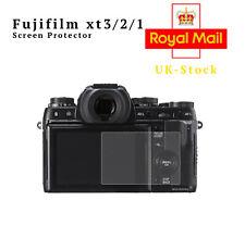 Screen Protector Guard for Fuji XT3 XT2 XT1 Camera LCD Fujifilm- UK stock