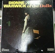 DIONNE WARWICK Valley Of The Dolls Released 1967 Vinyl/Record Collection USA