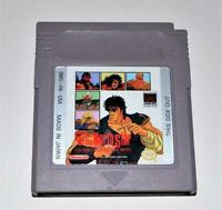 FIST OF THE NORTH STAR NINTENDO ORIGINAL GAMEBOY GB GAME