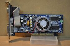 Chaintech GeForce 6200A 256MB DDR SL62A-T2128H-DB85000 AGP 4X/8X 64-bit