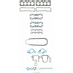 FEL-PRO 260-1315 Engine Kit Full Gasket Set Chevy Chevrolet GMC 6.2 Diesel