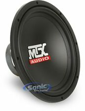 "MTX 400W 12"" Single 4 Ohm TERMINATOR SERIES Car Subwoofer/Sub 