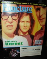 Puncture Magazine~Fall,1993~Citizens Unrest;Petrol Emotion;The Breeders;Hazel, e