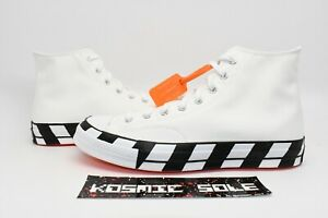 Converse Chuck Taylor All-Star 70's Hi Off-White 163862C Size 12