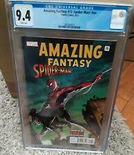 Amazing Fantasy #15 Spider man #nn CGC 9.4