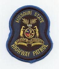 Missouri State Highway Patrol, USA, HTF Vintage Police Shoulder Flash/Patch