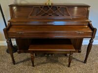 Beautiful Baldwin Acrosonic Upright Piano 2000