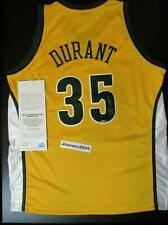 Upper Deck Kevin Durant 2007 Alternate Seattle SuperSonics Jersey 100% Authentic