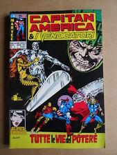 Capitan America & I Vendicatori  n°6 1990 Marvel Italia Star Comics  [G406]