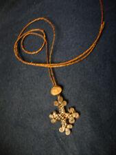 Leather Crosses Classic Ethiopian Orthodox