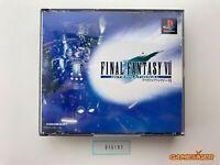 FINAL FANTASY VII 7 INTERNATIONAL PS1 Sony Playstation JAPAN Ref:315197