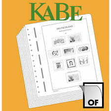 KABE BI-COLLECT Supplement 2016 Federal republic Germany /BRD (falslos) NEU