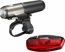 CatEye Bicycle Head & Tail Light Sets