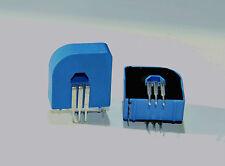 YHDC HTS25 Closed Loop Hall Current Sensor Input 25A PCB Mount Supply 5V Blue