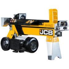 JCB Fendeuse à bois Bois allongé 4 T, 230 V, jusqu'à 370mm et max. 250mm ø