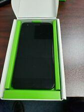 LG Fortune 2 Android Smartphone 4G LTE  Titan Black - CRICKET LOCKED - OPEN BOX