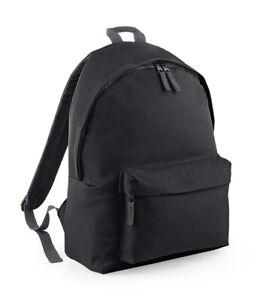 BAGBASE RETRO School College Travel Work Gym Rucksack Bag Backpack Kids & Adult