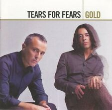 TEARS FOR FEARS 2CD-SET GOLD DEFINITIVE COLLECTION - DIGITALLY REMASTERED HITS