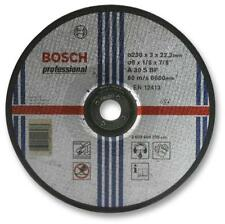 Metal Cutting Disc with Depressed Centre 230 x 3 x 22.23mm