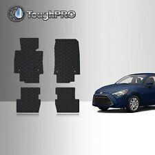 2018 Toyota Yaris iA Black Oriental Driver /& Passenger Floor GGBAILEY D51599-F1A-BK-OR Custom Fit Car Mats for 2017