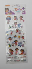 DORA THE EXPLORER STICKERS EMBELLISHMENTS FOR CARDS AND CRAFTS -1002