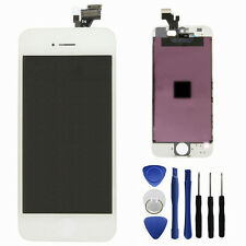 LCD Display Assembly Touch Screen Digitizer Glass Replacement+Tools For iPhone 5