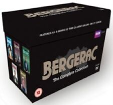 "Bergerac Complete Collection Season 1 �€"" 9 Series One to Nine New Region 4 DVD"