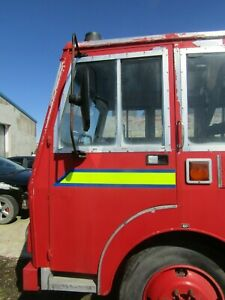 Bedford Lorry Fire Engine Front Passenger Near Side PS NS Door