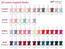 Brand New! Essie Gel Couture Nail Polish - Multiple Color