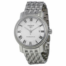 Tissot T-Classic Bridgeport Powermatic 80 Automatic Men's Watch T0974071103300