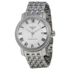 Tissot T-Classic Bridgeport Powermatic 80 Automatic Men's Watch T0974071103300