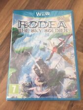 "WII U :    RODEA  ""The Sky Soldier""          PAL FR          NEUF / NEW"