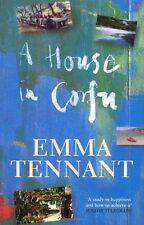 A House In Corfu,Emma Tennant