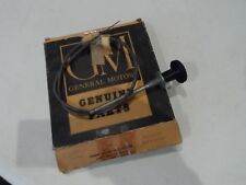 NOS GM 60-62 Chevy Pick Up Truck 10-80 Ser Hand Throttle Cable Knob 1992697 SK