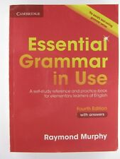 More details for essential grammar in use for elementary cambridge raymond with cd-rom , answers