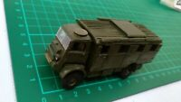 Bedford QL GS Army Military Vintage Cuisine WW2 Plastic Toy Model Lorry Truck