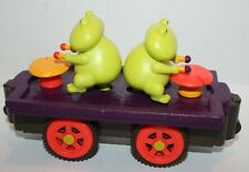 B. Toys Critter Express Frogs Train Car