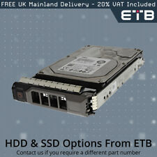 "Dell 8TB SATA 7.2k 3.5"" 6G 512e Hard Drive, 9X09C, Toshiba MG06ACA800EY - New..."