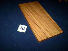 Olive Olivenholz für Holzschmuck basteln Edelholz  200 x 93 x 10 mm     Nr. 441