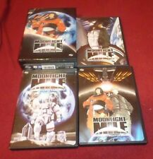Moonlight Mile all 12 episodes with limited edition art box 3 DVD box set OOP